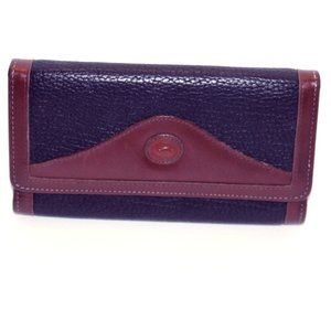 Dooney & Bourke Vintage All weather Leather wallet